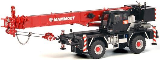MAMMOET GROVE RT 540