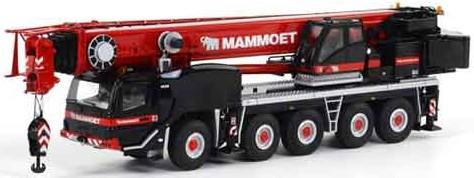 Mammoet - Grove GMK5130-2 Crane