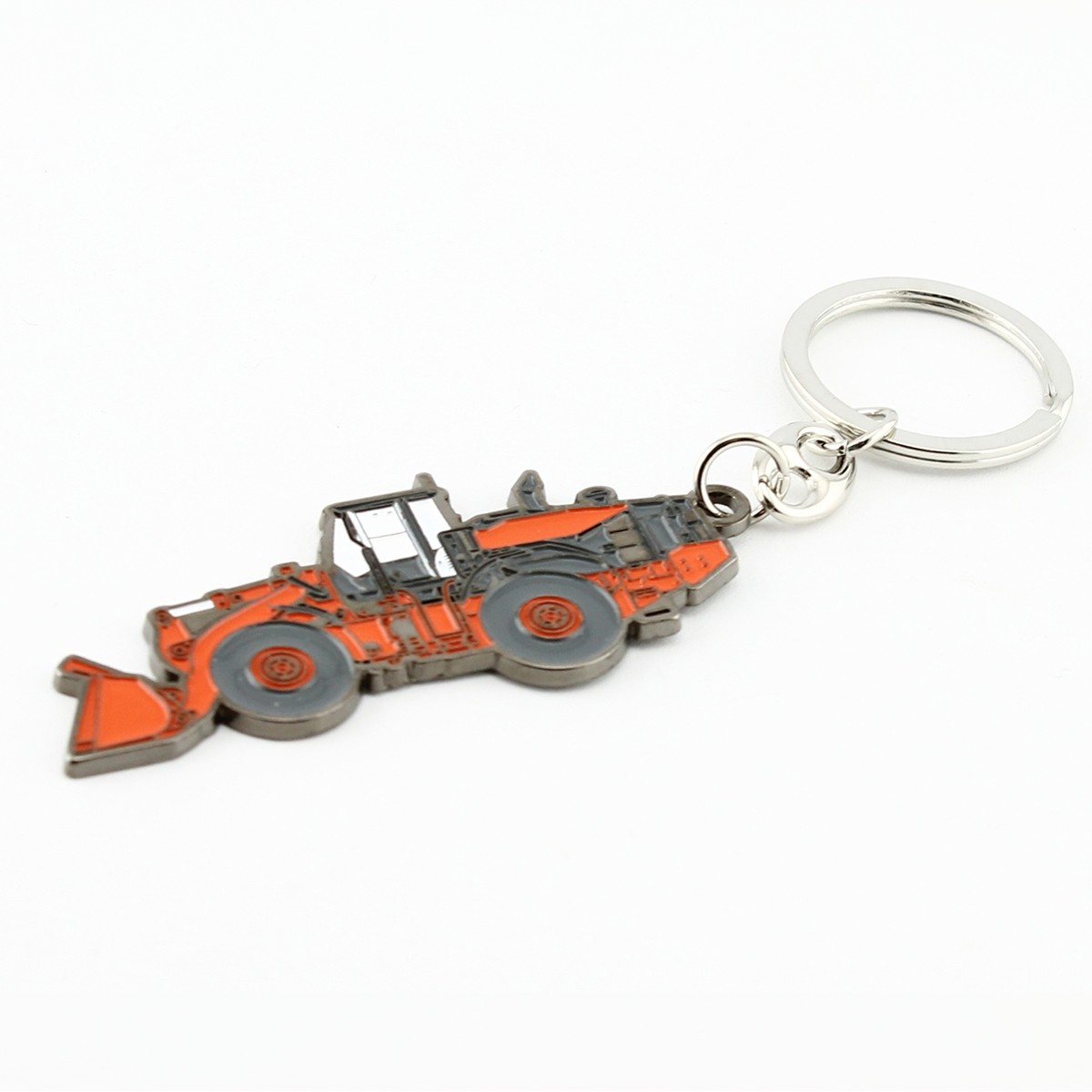 ZW310-6 WHEEL LOADER METAL KEYCHAIN