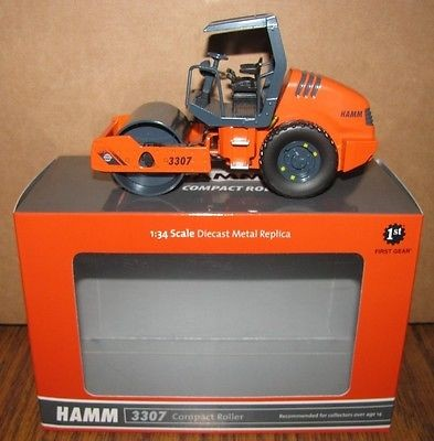 HAMM 3307 COMPACT ROLLER