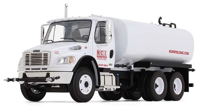 Freightliner M2-106 Water Tank Truck-Horsfield Construction (HCI)