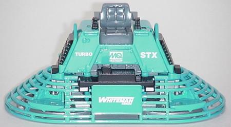 Whiteman STX Hydrostatic ride on trowel