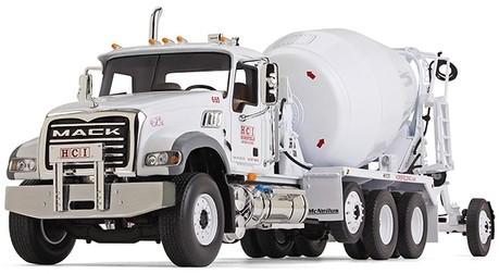 "Mack Granite with McNeilus Bridgemaster Mixer ""Horsfield Construction (HCI)"""