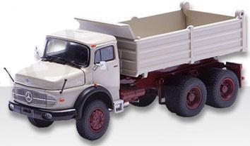Mercedes LAK 2624 Dump Truck