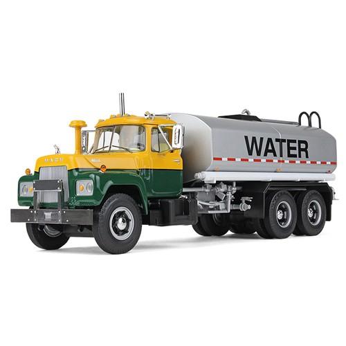 Mack R Water Tank Truck