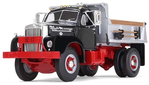 Mack B-61 Single-Axle Dump Truck