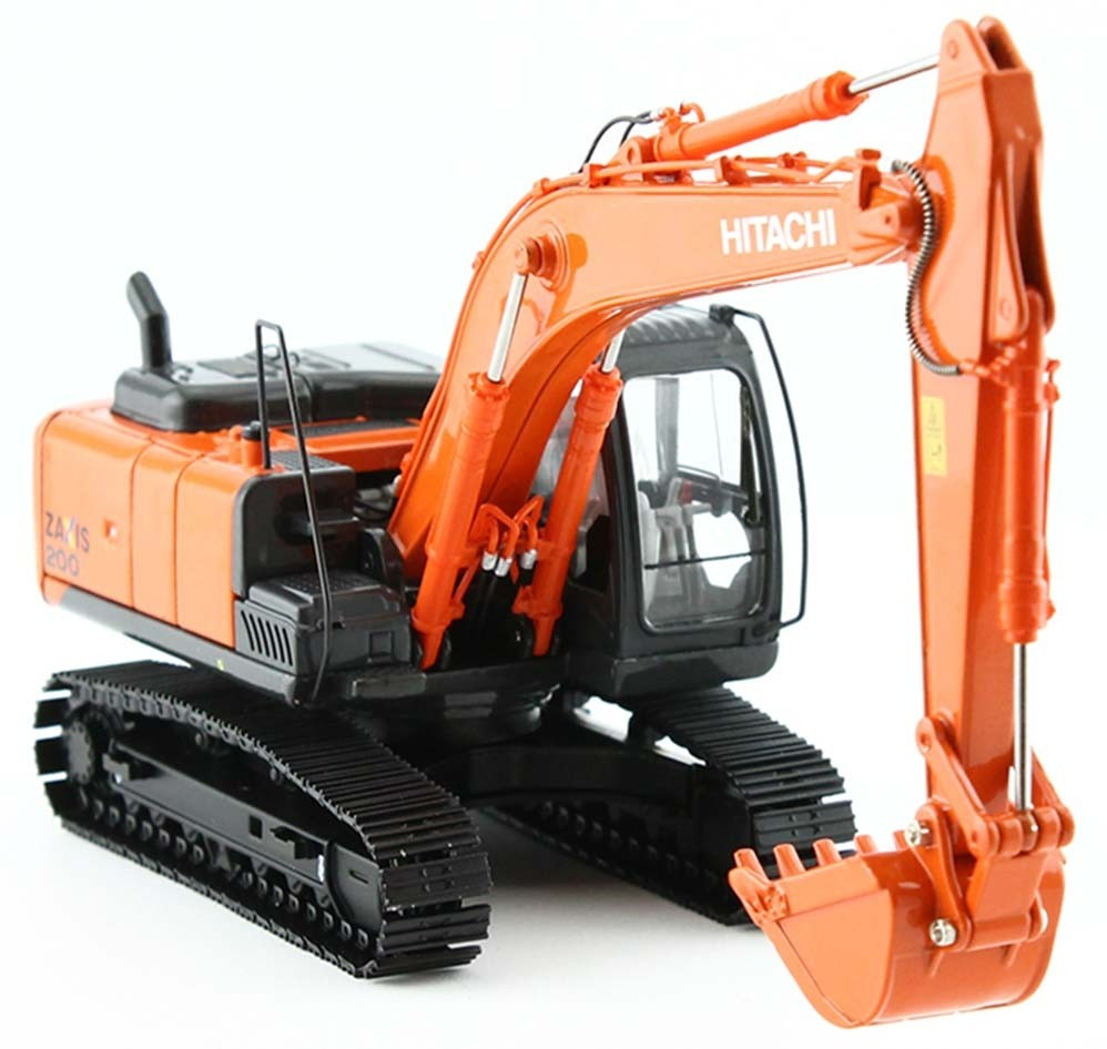 HITACHI ZX200-5B EXCAVATOR-Japanese Model
