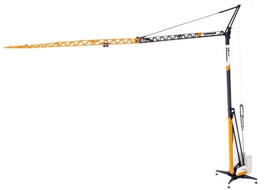 LIEBHERR L1 SELF ERECTING MOBILE CRANE