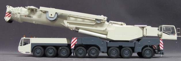 Terex/Demag AC 500-2 truck crane