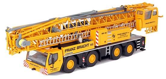LIEBHERR MK88 MOBILE CRANE-BRACHT