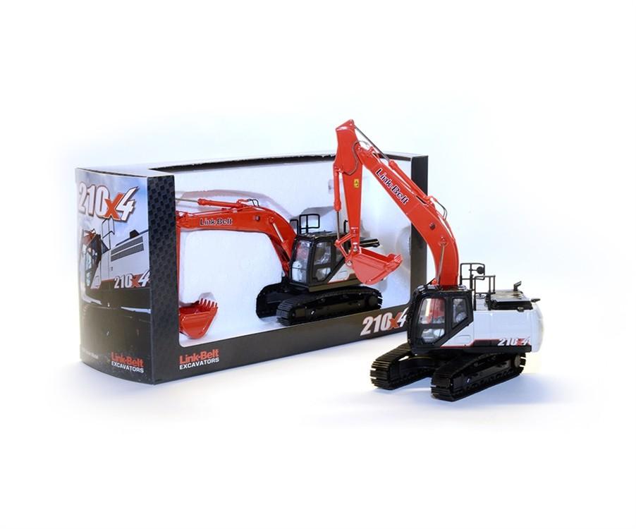 LINK-BELT 210X4 EXCAVATOR