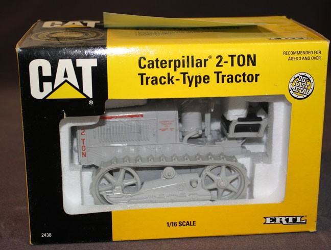 CATERPILLAR 2 TON SPECIAL EDITION WITH RUBBER TRACKS