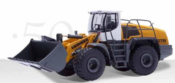 Liebherr L 576 wheel loader