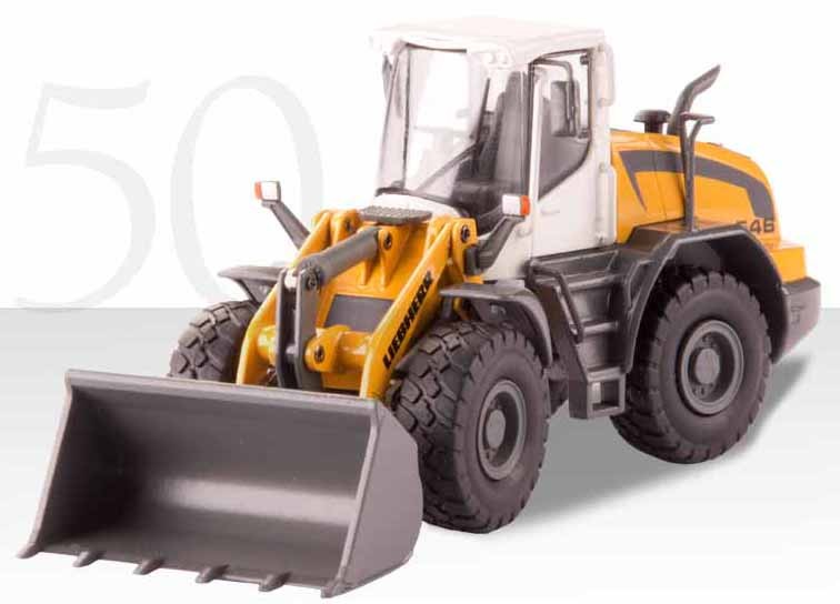 LIEBHERR L 546 Wheel loader