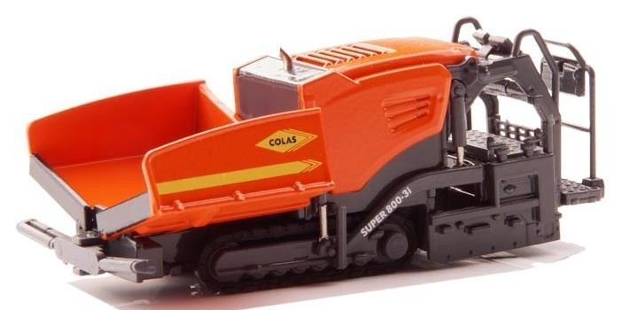 """Vogele Super 800-3i Tracked Asphalt Paver-""""Colas"""""""