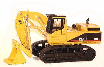 Cat 5080 Front Shovel