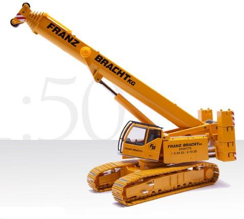 Liebherr LTR 1100 crawler crane 'FRANZ BRACHT'