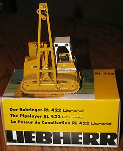 LIEBHERR RL422 PIPELAYER