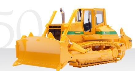 Liebherr PR 754 dozer 'SCREG'