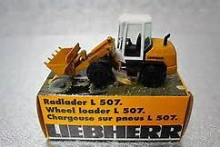LIEBHERR L 507 WHEEL LOADER