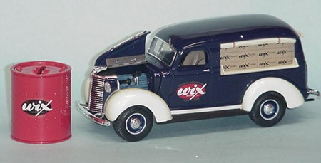 'WIX FILTERS'1939 Chevy peddlers van