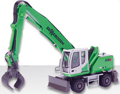 Sennebogen 818E Material Handling Machine