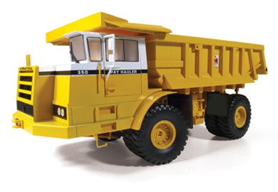 International 350 Payhauler quarry truck