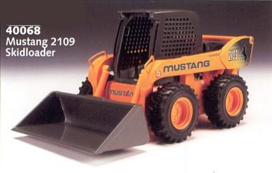 Mustang 2109 skid loader