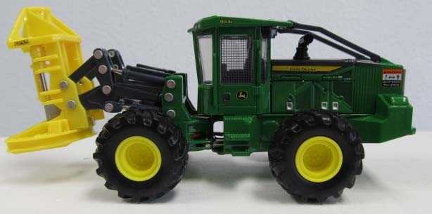 "JOHN DEERE 843L WHEELED FELLER BUNCHER ""PRESTIGE COLLECTION"""