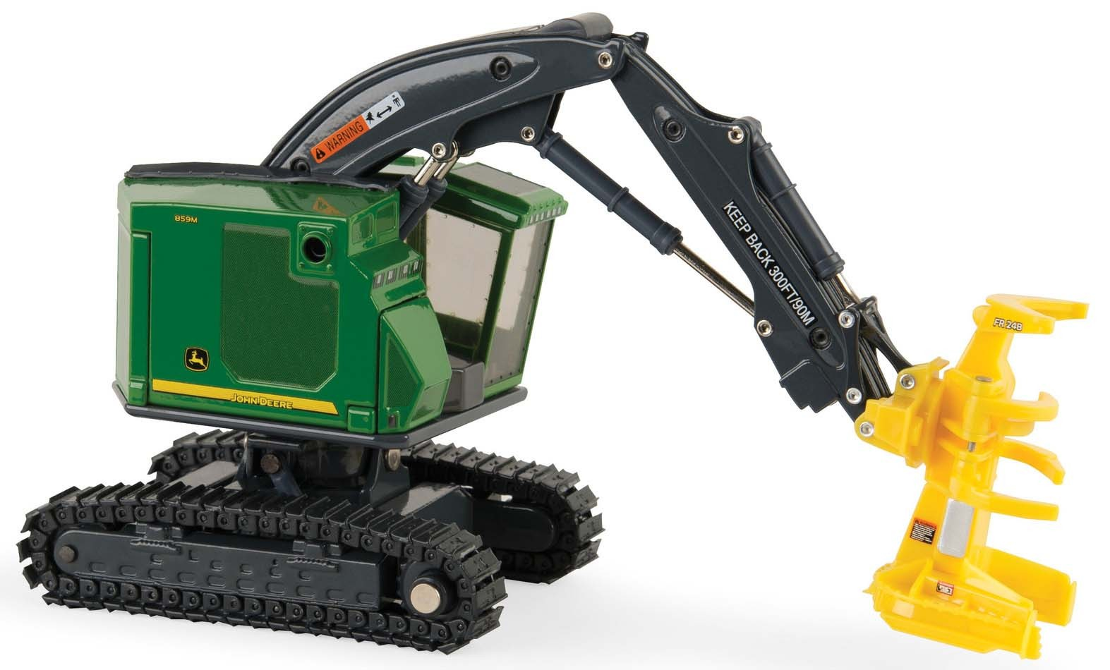 "John Deere 859M Tracked Feller Buncher ""Prestige Collection"""