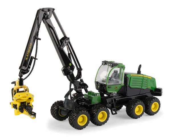 John Deere 1270G 8W Wheeled Harvester - Prestige Collection