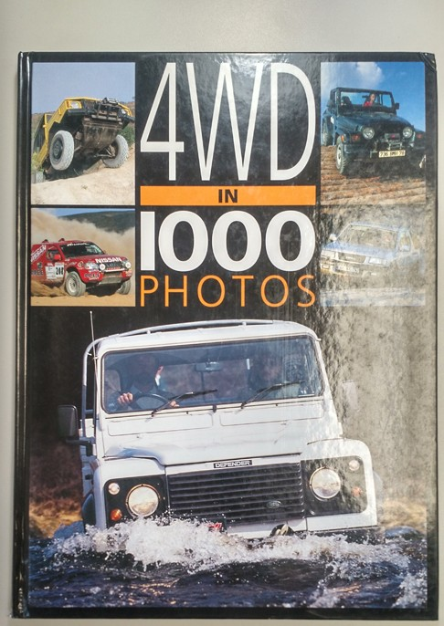 4WD in 1000 Photos book
