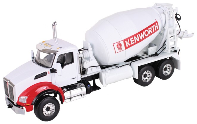 Kenworth T880 mixer 'KENWORTH'