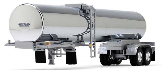 CHROME TANK TRAILER