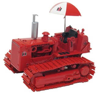 I.H TD15 red w/o blade