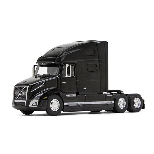 Volvo VNL 760 Sleeper Cab-Black