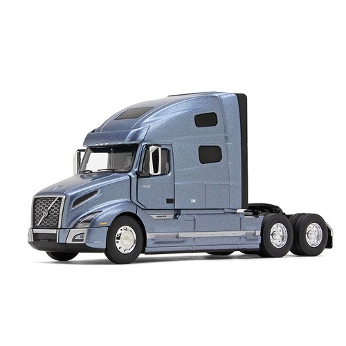 Volvo VNL 760 Sleeper Cab-Blue