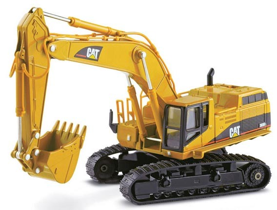 Cat 365 BL rubber track excavator
