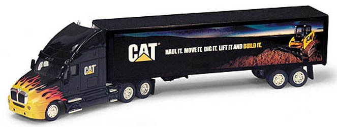 Caterpillar Multi terrain loader mural semi