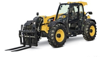 Caterpillar TH407 C telehandler