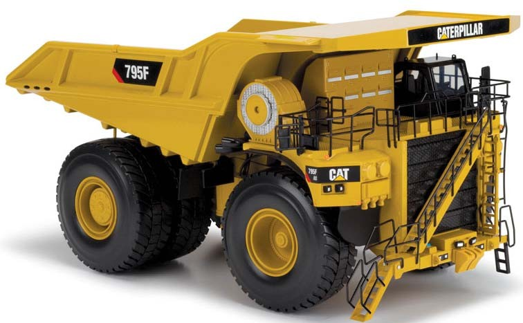 Caterpillar 795F AC Electric Drive Mining Truck