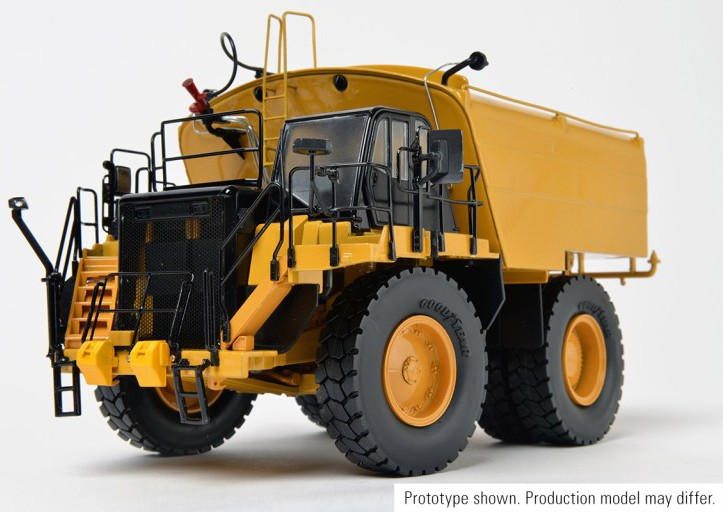 Caterpillar 777G Water Truck with MEGA MTT20 Attachment -Die cast