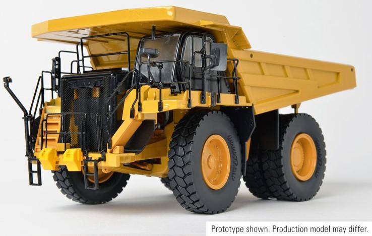 Caterpillar  777G Off Highway Truck-Die Cast