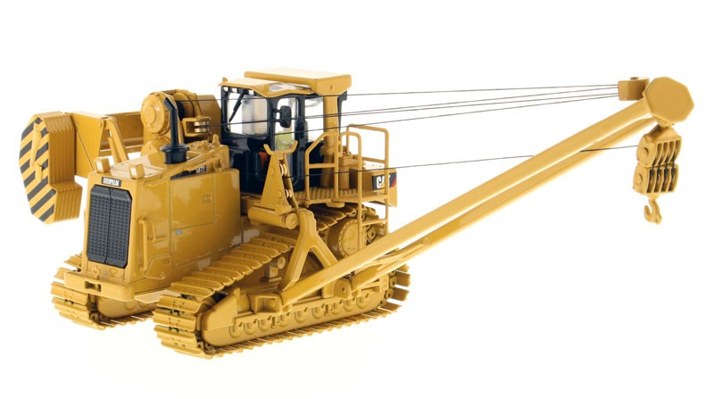 Caterpillar 587T Pipelayer - High Line Series