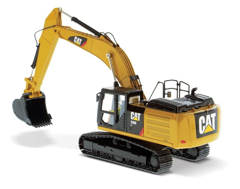 Caterpillar 336E Hybrid Excavator
