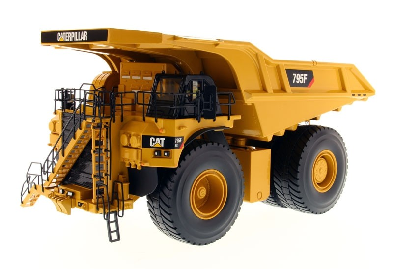 Caterpillar 795F AC Electric Drive Mining Truck - High Line Series
