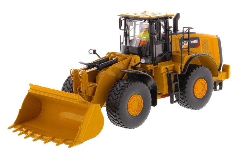 Caterpillar 980M Wheel Loader - High Line Series