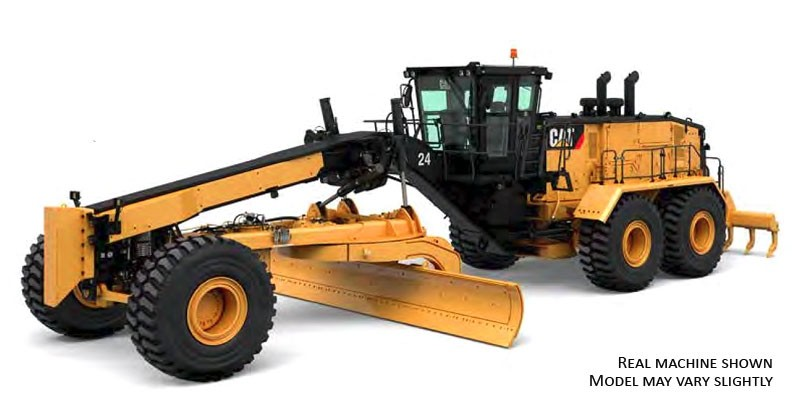 Caterpillar 24 Motor Grader - High Line Series-PREORDER