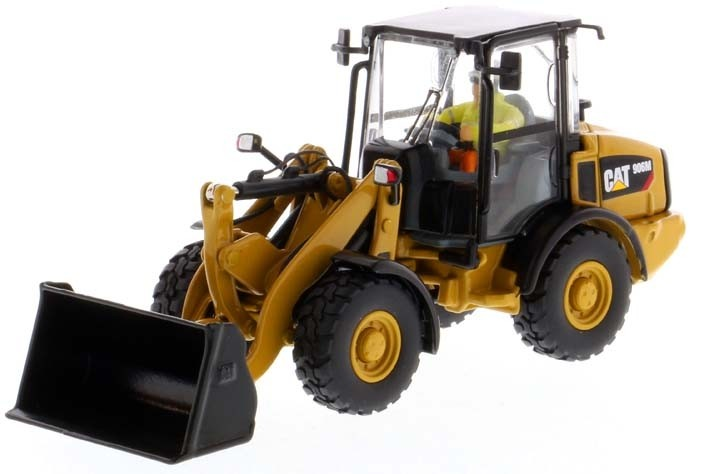 Caterpillar 906M Compact Wheel Loader - High Line Series