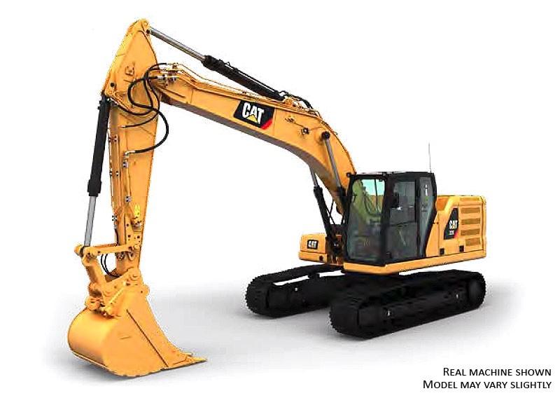Caterpillar 320 Hydraulic Excavator - High Line Series-PREORDER